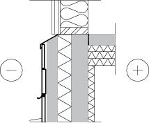 LM106 Liuskekiviverhoilu rakennuksen sokkeliin