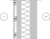 LM108 Liuskekivipaanu naulakiinnityksellä