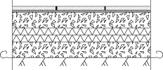 LM510 Liuskekivilaatta, maanvarainen, hartsisauma, luokka C