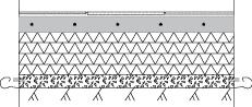 LM603 Liuskekivilaatta, lattialämmitys, kivi 8-13mm