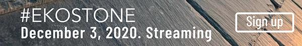 #ekostone2020, ilmoittaudu mukaan tapahtumaan.